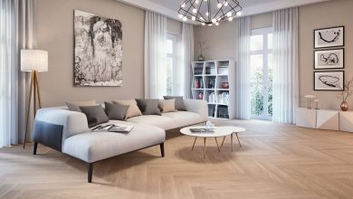 Photo of The Advantages of Using Herringbone Flooring in Your Home